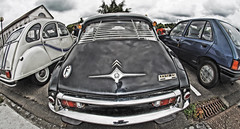 Expo Retro Pavilly 30/05/19 (association IM@GE) Tags: sony ilca77m2 hdr fish eye voiture automobile collection retro véhicule ancien exposition citroen ds19