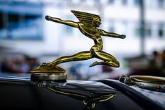 Renault, Oldtimer, Kühlerfigur (Werner Schnell Images (2.stream)) Tags: ws renault oldtimer kühlerfigur internationale asc deutschland rallye siegen 2019 allgemeiner schnauferl club