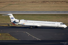 Scandinavian Airlines (ab-planepictures) Tags: sas scandinavian airlines crj dus eddl flugzeug flugafen düsseldorf plane aircraft planespotting aviation airport