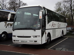 Astro Coaches of Newcastle W282SJH (yorkcoach2) Tags: york newcastle astrocoaches berkhof w282sjh clarencestcoachpark