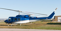 Bell 212 | C-GGSM | CYBW | 20080910 (Wally.H) Tags: bell212 cggsm greatslavehelicopters cybw calgary springbank airport