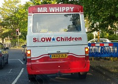 Mr Whippy (Stuart Axe) Tags: icecreamvan ford fordtransit mrwhippy 2003 van