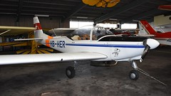 HB-HER - FFA AS-202 BRAVO    Langenthal (V77 RFC) Tags: snoopy