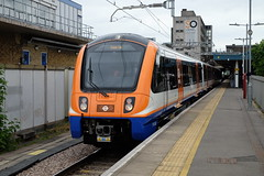 New - London Overground 710262 at Barking heading back to Gospel Oak (Mark Bowerbank) Tags: new london overground 710262 barking heading back gospel oak