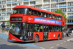 LT278 - LTZ 1278 (Solenteer) Tags: goaheadlondon londoncentral londongeneral lt278 ltz1278 wrightbus nbfl elephantcastle