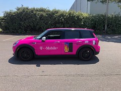 T-Mobile (LSI_Graphics) Tags: tmobile vehiclewrap car carwrap decalkit vehiclewraps fullwrap