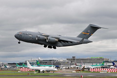 10-0215 C-17A US Air Force (eigjb) Tags: 100215 c17a us air force dublin airport 2019 international collinstown ireland military transport jet aircraft airplane aeroplane plane spotting usaf 437aw mcdonnell douglas c17 00215 rch540 globemaster charleston