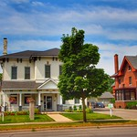 Brantford Ontario - Canada  - Elkin Natural Health Centre - Heritage Conservation District  -  Architecture thumbnail