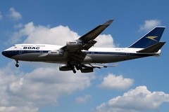 G-BYGC Heathrow 24 May 2019 (ACW367) Tags: gbygc boeing 747400 britishairways heathrow