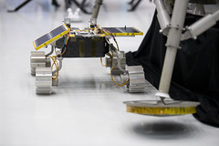 Commercial Lunar Payload Services Announcement (NHQ201905310019) (NASA HQ PHOTO) Tags: md rover orbitbeyond greenbelt goddardspaceflightcenter commerciallunarpayloadservicesclps nasa aubreygemignani