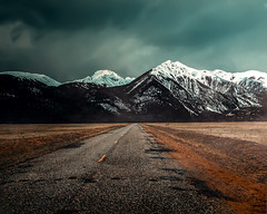 A Beautiful Tempest (miss.interpretations) Tags: flickr flickrexplore flickrsocial mountains coloradomountains coloradolandscape coloradoviews coloradoroads road moody moodyphotography storm clouds skies broodingskies roadphotography coloradophotographer mountainpeaks rachelbrokawphotography darkphotography mountainviews canon6dmarkii