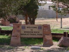 Window Rock, Navajo Tribal Park