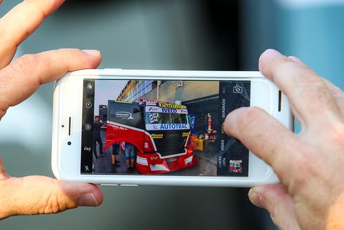 31/05/19 - Sexta-feira de treinos livres da Copa Truck em Londrina - Fotos: Duda Bairros e Vanderley Soares