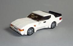 1987 Porsche 944 S (MOCs & Stuff) Tags: lego city town speed champions alternate porsche 944 s