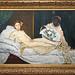 Olympia d'Édouard Manet (musée d'Orsay, Paris)