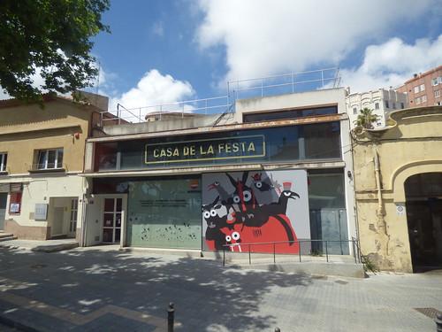 Casa de la Festa - Via Augusta, Tarragona