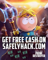 South Park: Phone Destroyer Hack Updates June 01, 2019 at 05:15AM (safelyhack) Tags: south park phone destroyer