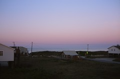 Kitty Hawk (Mike J Maguire) Tags: fujiprovia provia provia100f 35mmfilm kodaksignet kittyhawk beach sunset ocean northcarolina filmphotography analog