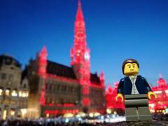 Brussels, Belgium (Allen0937) Tags: lego travel brussels belgium minifigs grandplace