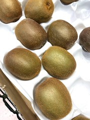 Kiwifruits 'Sun Gold' produced in New Zealand - stock photo (DigiPub) Tags: 1152818982 gettyimages
