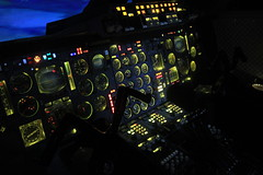 Cockpit (Benn Gunn Baker) Tags: concorde gboaf bristol benn gunn baker canon 550d filton england plane aerospace engineering