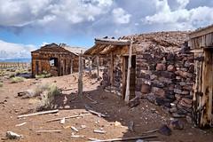 Cedar Pipeline Ranch (joeqc) Tags: nevada nv nye cedarpipelineranch ranch abandoned forgotten area51 cabin ruins
