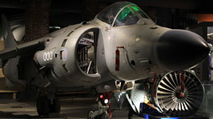 Harrier (Benn Gunn Baker) Tags: concorde gboaf bristol benn gunn baker canon 550d filton england plane aerospace engineering