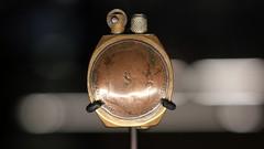George VI penny cigarette lighter. (Benn Gunn Baker) Tags: concorde gboaf bristol benn gunn baker canon 550d filton england plane aerospace engineering