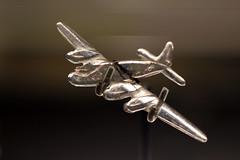 Perspex brooch. (Benn Gunn Baker) Tags: concorde gboaf bristol benn gunn baker canon 550d filton england plane aerospace engineering