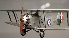 Bristol Type 84 Bloodhound biplane (Benn Gunn Baker) Tags: concorde gboaf bristol benn gunn baker canon 550d filton england plane aerospace engineering model
