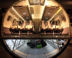 Plane cross section (Benn Gunn Baker) Tags: concorde gboaf bristol benn gunn baker canon 550d filton england plane aerospace engineering