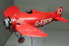 Bristol Type 72 Racer, 1922 (Benn Gunn Baker) Tags: concorde gboaf bristol benn gunn baker canon 550d filton england plane aerospace engineering model