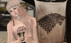 I drink and I know things (roxi firanelli) Tags: enchantment love theironthrone doe genusproject glamaffair swallow aleutia albionaccolade oldtreasures secondlife