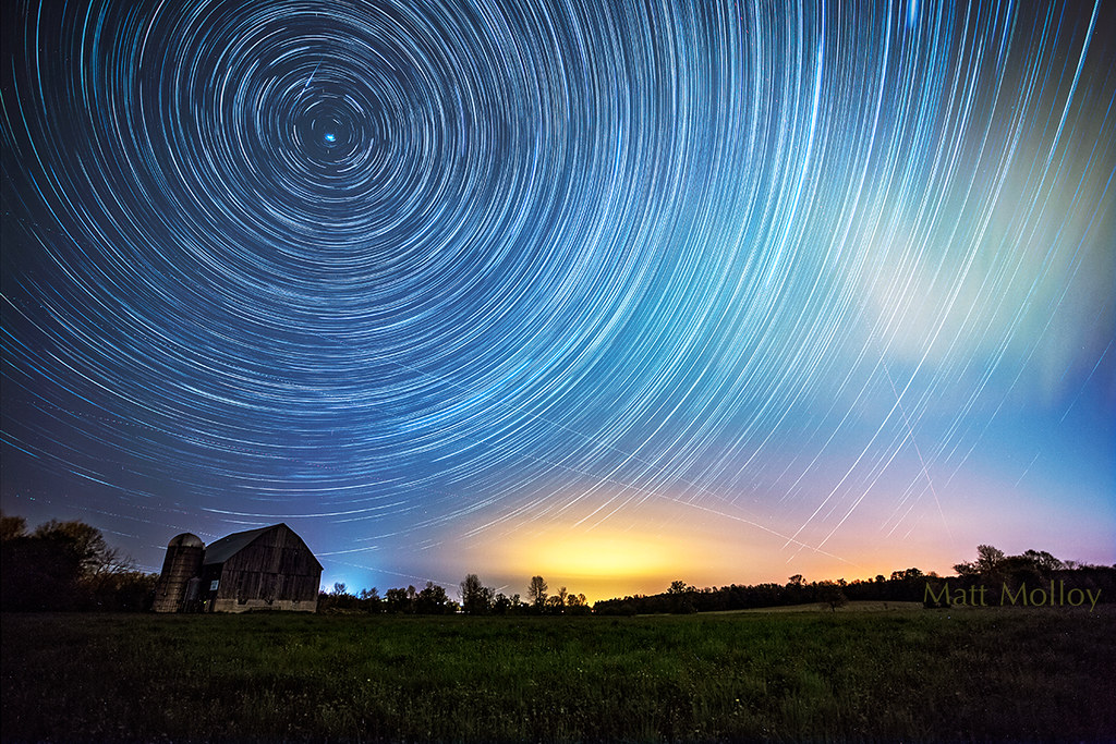 The World S Best Photos Of Polaris And Startrails Flickr