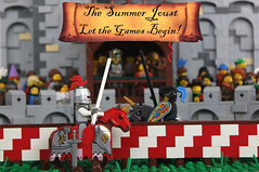 Summer Joust 2019 (-soccerkid6) Tags: lego castle contest prizes summer joust multiple categories large scale fun adventure glory prestige friends goodtimes