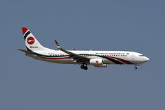 Biman Bangladesh Airlines Boeing 737-8E9(WL) S2-AHV Mayurpankhi (EK056) Tags: biman bangladesh airlines boeing 7378e9wl s2ahv mayurpankhi bangkok suvarnabhumi airport