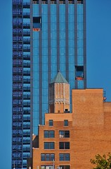 Blue tower abstract (ValterB) Tags: newyork 2018 nyc nikond90 usa valterb building blue buildings bright architecture abstract urban urbanphotography urbanwalls urbangeometry roadtrip roadtripusa sky skyscraper skyline daylight window glasswall