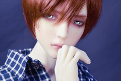 Noticed 3 (flameonchoi) Tags: ringdoll merlin bjd abjd anime kpop jpop manga fashion korean chinese japanese sexy male model