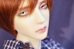 Noticed 4 (flameonchoi) Tags: ringdoll merlin bjd abjd anime kpop jpop manga fashion korean chinese japanese sexy male model