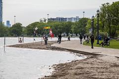 2019 Toronto flooding - Sunnyside boardwalk May 31 (jer1961) Tags: toronto flooding torontoflooding lakeontario lakeontarioflooding humberbay sunnysidebeach sunnysidebeachflooding sunnysideboardwalk boardwalk