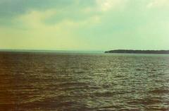 Lake Champlain (RockN) Tags: lakechamplain ferry 1990 southhero vermont newengland
