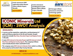 Iconic Minerals ltd (ICM) Strategic and Financial SWOT Analysis Review (charanjitaark) Tags: iconicmineralsltdswotanalysis iconicmineralsltdcompanyanalysis iconicmineralsltdicm swotanalysis iconicmineralsstrategicanalysis