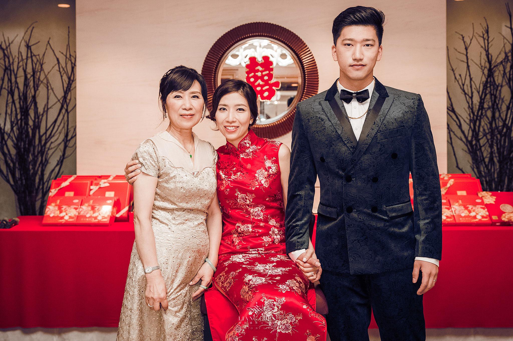 婚禮紀錄 - 儷嘉 & 俊烈 - 西華飯店