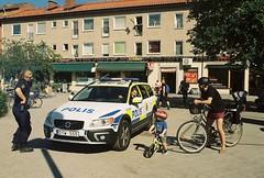 Lill-killen och polisen