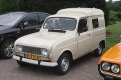 Renault 4 F4 24-11-1983 JS-972-D (Fuego 81) Tags: renault 4 r4 f4 1983 js972d ohohrenault 2019