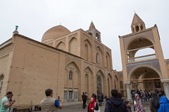 Cathédrale (hubertguyon) Tags: iran perse persia moyen proche orient middle east ispahan esfahan ville city arménien arminian nouvelle jolfa new cathédrale cathedral vank