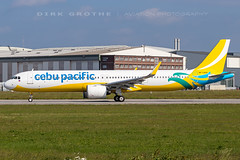 CebuPacific_A321neo_RP-C4119_20190601_XFW-3 (Dirk Grothe | Aviation Photography) Tags: cebu pacific air a321 neo rpc4119 xfw