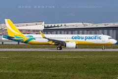 CebuPacific_A321neo_RP-C4119_20190601_XFW-2 (Dirk Grothe | Aviation Photography) Tags: cebu pacific air a321 neo rpc4119 xfw