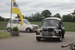 Renault 4CV Sport R1062 30-6-1955 AE-13-92 (Fuego 81) Tags: renault 4cv 1955 ae1392 r4 rp20yy ohohrenault