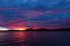 auringonlasku Jyrkkä 1 (VisitLakeland) Tags: finland kuopiotahko lakeland summer auringonlasku evening ilta järvi kesä kesäyö lake luonto maisema nature outdoor scenery sunset